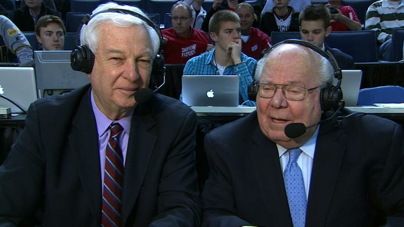Illustration for article titled Raftery's Irish Accent Yet Another Reminder March Madness Is The Best