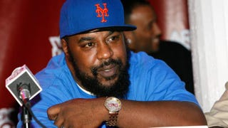 Rapper Sean Price in 2012Mike Lawrie/Getty Images