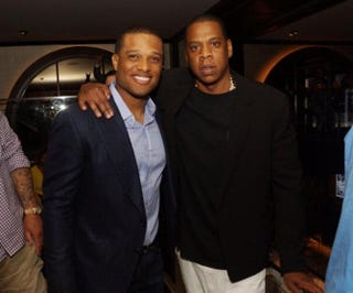 Robinson Cano and Jay ZJohnny Nunez/WireImage/GettyImages