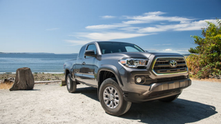 Illustration for article titled It Doesn't Matter That The New Tacoma Isn't Better Than The Old One