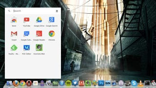 Illustration for article titled Chrome App Launcher Comes to the Mac, Runs Chrome Apps from Your Dock