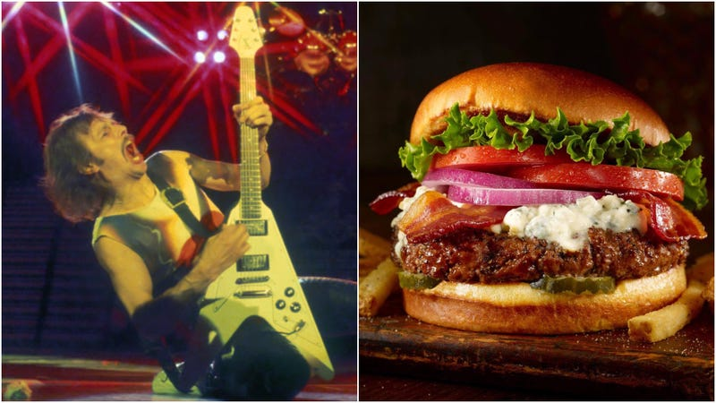 Scorpions/burger