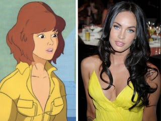 Illustration for article titled Teenage Mutant Ninja Turtles Co-Creator doesn't want Megan Fox to play April O'Neil