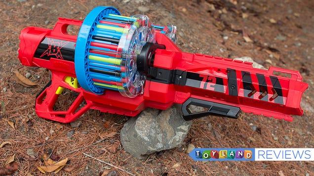 Boomco Colossal Blitz Now The Most Badass Dart Gun Doesn