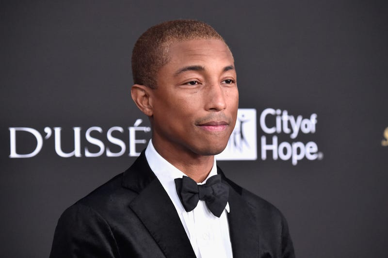 Illustration for article titled Pharrell Williams Sends Cease and Desist to Donald Trump for Playing 'Happy' at Rally Following Synagogue Massacre