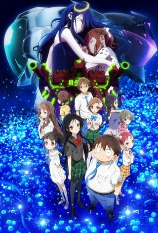 Illustration for article titled Here it is the first Trailer of Accel World: Infinite Burst Movie