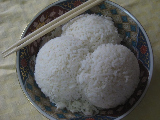 Illustration for article titled Need advice...on making white rice