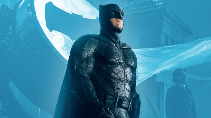 Is Justice League the last time we'll see Ben Affleck as Batman? The answer is... maybe.