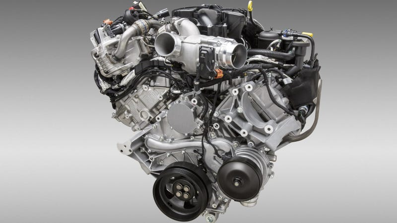 Ford 6.7 Diesel >> New Ford 6 7 Power Stroke Diesel Good For Up To 725 Lb Ft Of Torque