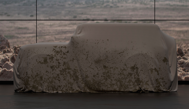 Illustration for article titled The 2020 Ford Bronco Will Have a Removable Top and Doors: Report