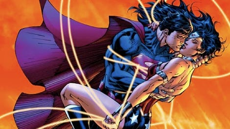Superman Managed to Retcon His Romance With Wonder Woman Out