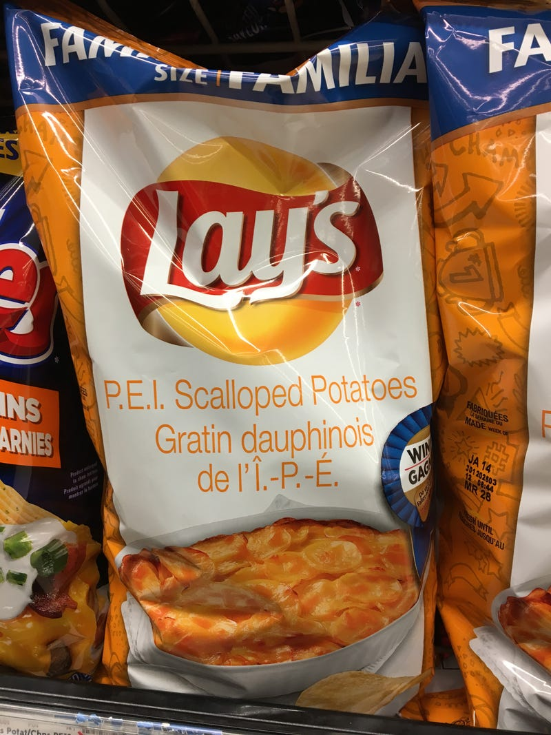 Illustration for article titled These are possibly the most Canadian chips I've ever seen