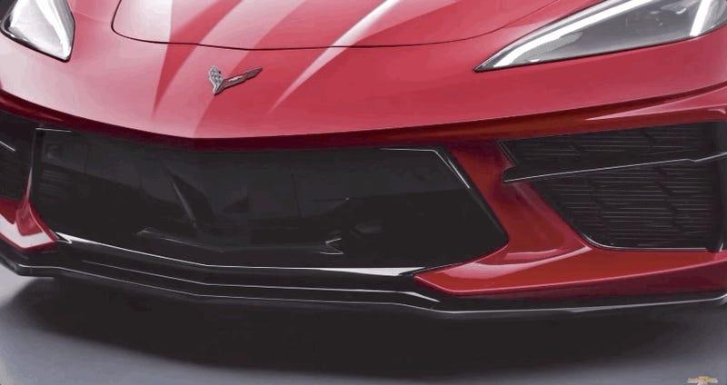 How to Find the 2020 Corvette C8's Hidden Door Handles