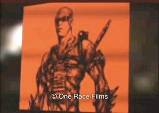 Illustration for article titled New concept art, details and creature designs spill Riddick's next movie details