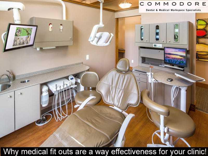 Illustration for article titled Why medical fit outs are a way effectiveness for your clinic?