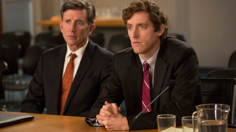Matt McCoy, Thomas Middleditch (Image: HBO)