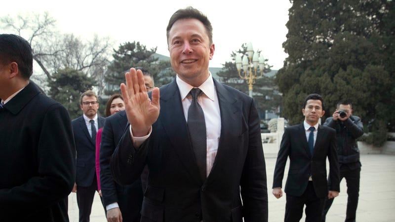 Illustration for article titled Tesla Investors Are Suing Over Elon Musk's Bad Tweets