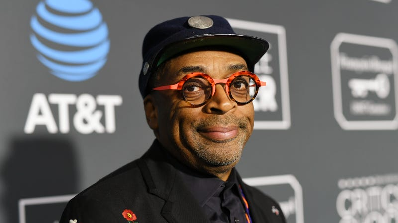 Spike Lee attends the 24th annual Critics' Choice Awards at Barker Hangar on January 13, 2019 in Santa Monica, California.