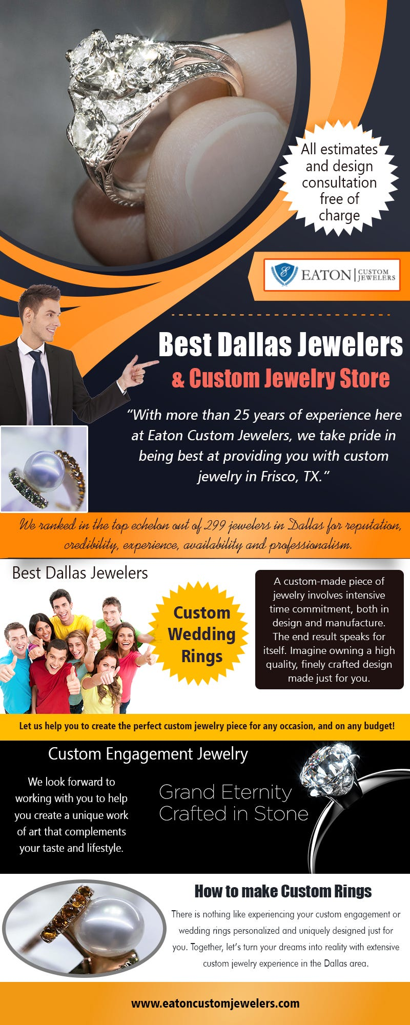 Illustration for article titled Best Dallas Jewelers & Custom Jewelry Store