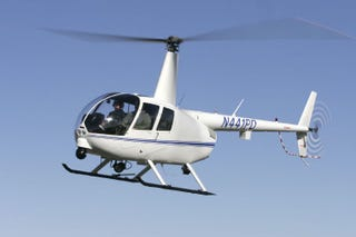 Illustration for article titled Robinson Helicopters: Tin-Lizzie Whirlybirds