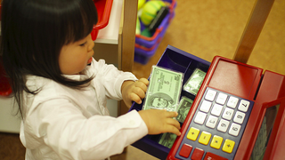 Teach Your Kids About Money by Acting Like a Bank