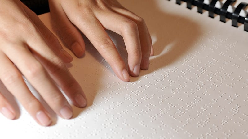 Illustration for article titled Visually-Impaired Teen Starts Clever Braille Menu Business