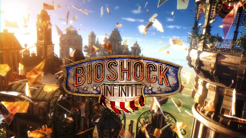 """Illustration for article titled Being Named """"BioShock Infinite"""" Is BioShock Infinite's Greatest Mistake"""