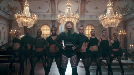 Never forget: Taylor Swift is actually an Illuminati clone of Anton