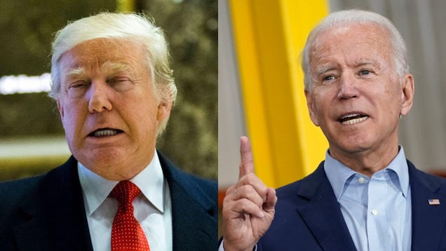 Watch Tonight s Debate Between Trump and Biden on YouTube, Facebook, and More