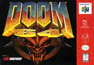 Illustration for article titled Doom 64 Is The Most Underrated Doom Game