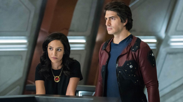 Brandon Routh Says Goodbye to Legends of Tomorrow