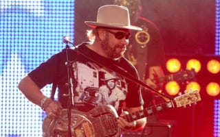 Hank Williams Jr. (Sara Kauss/Getty Images)