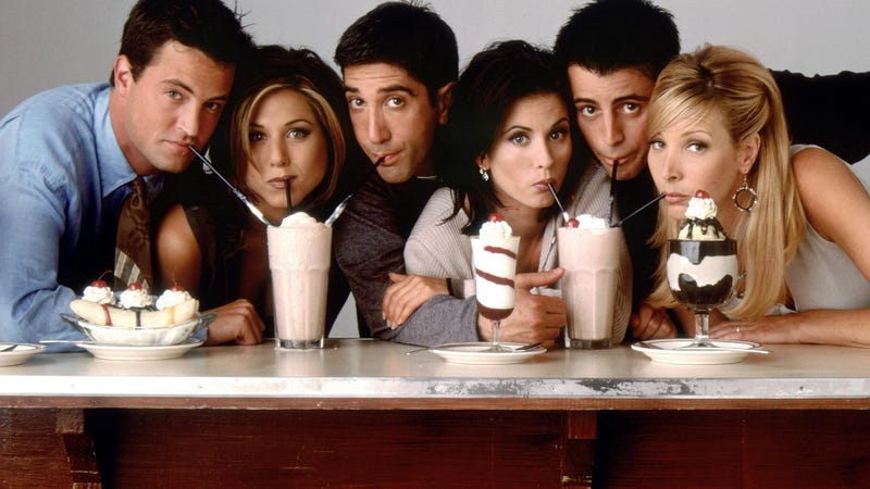 The one where Friends is the most popular television show of all time