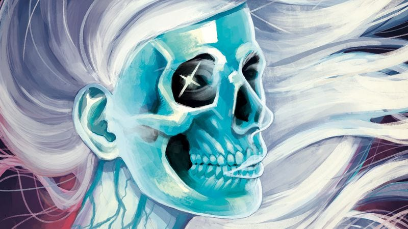 Chapterhouse revives the first female superhero in this Fantomah exclusive