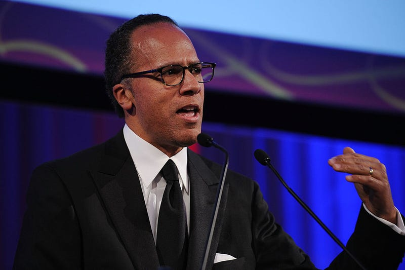 NBC Weekend Nightly News anchor Lester Holt in 2010Bryan Bedder/Getty Images for USO of Metropolitan New York