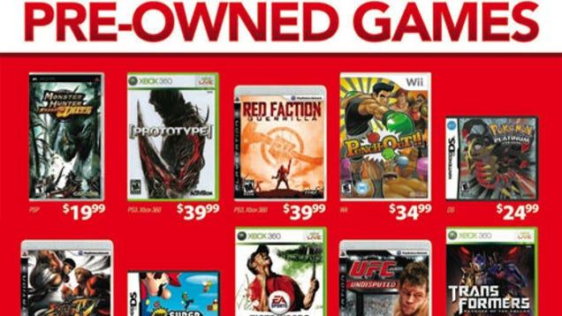 Gamestop Price