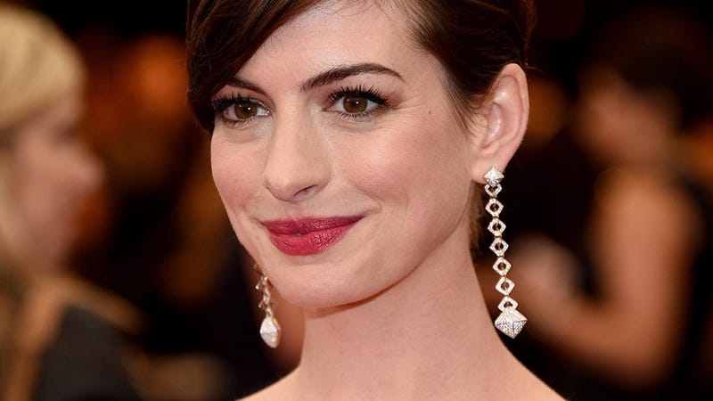 Illustration for article titled Anne Hathaway: Fame 'Fucked Me Up For a Really Long Time'