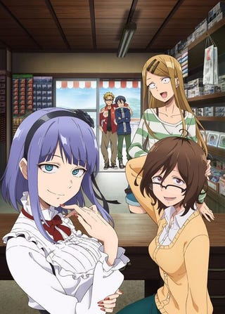 Illustration for article titled Enjoy the newest promo of the second season of Dagashi Kashi