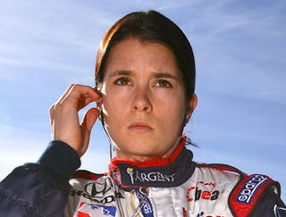 Illustration for article titled Danica Patrick's Disappointing Indy 500 Finish Causes Fans To Question Whether Or Not She's Pretty