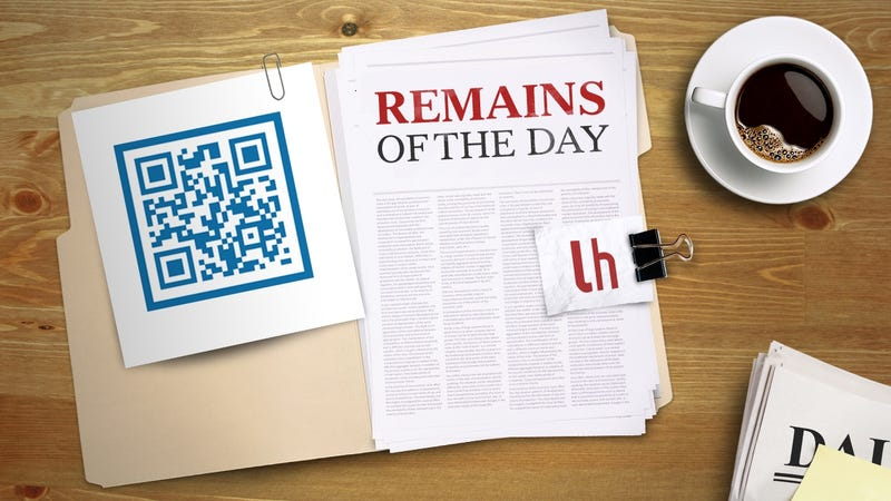 Illustration for article titled Remains of the Day: The Infamous Windows Blue Screen Will Soon Have a QR Code
