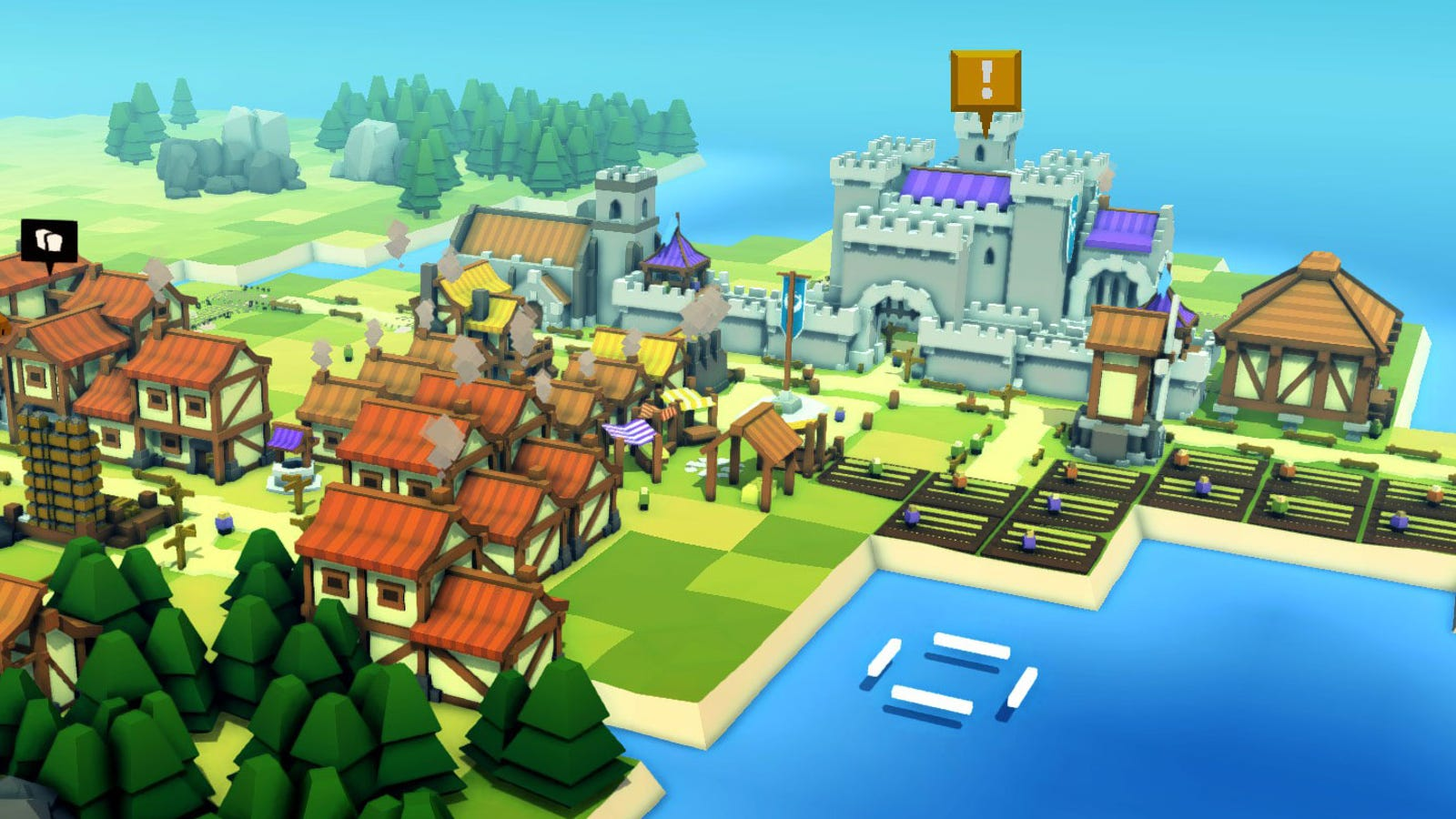 Free Castle Builder Game