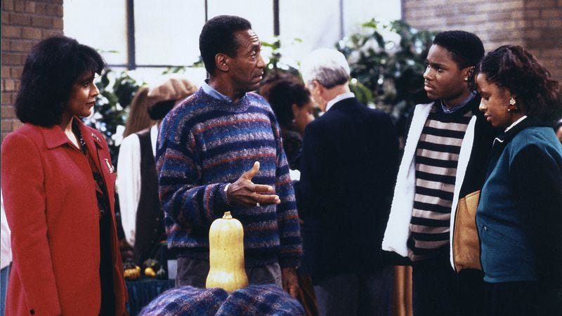 """Illustration for article titled Malcom-Jamal Warner says Bill Cosby has """"tarnished"""" the Cosby Show legacy"""