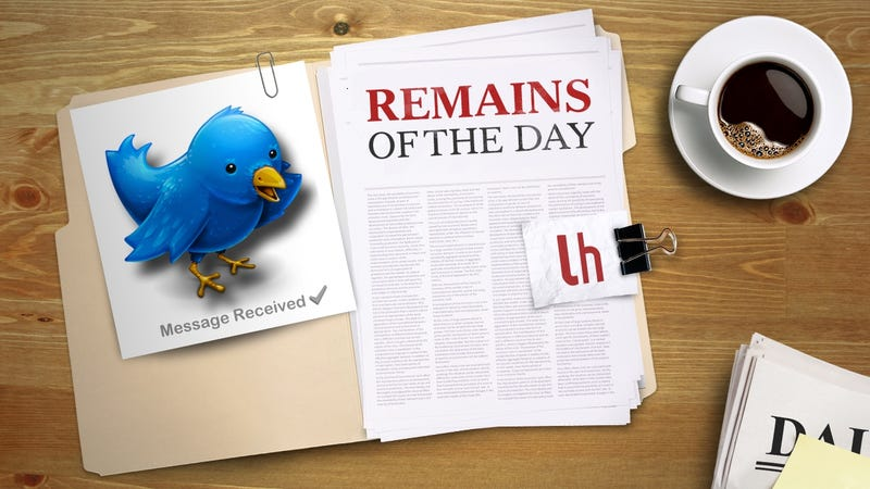 Illustration for article titled Remains of the Day: Twitter Direct Messages Now Have Read Receipts