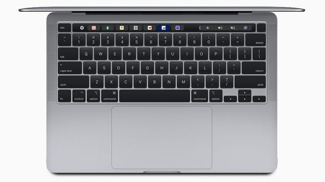 Apple Might Make Future MacBook Keyboards Out of Glass, and I m Concerned