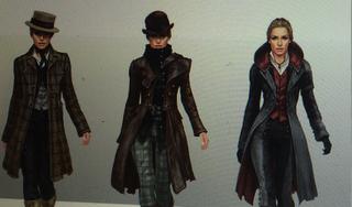 Illustration for article titled Assassin's Creed: Syndicate podría permitir por fin jugar como mujer