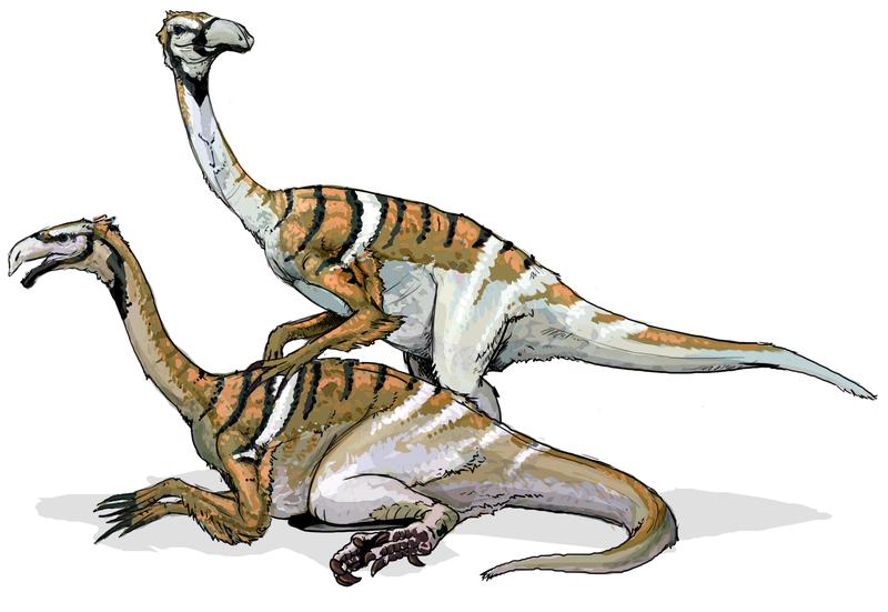 Nanshiungosaurus. Wikimedia Commons
