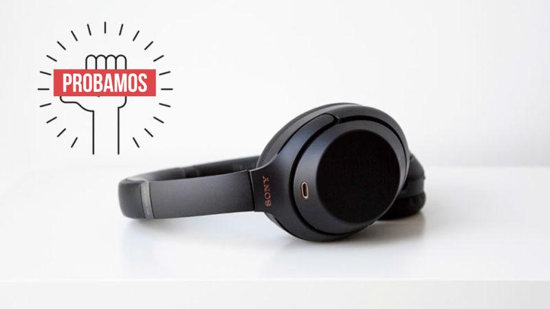Los nuevos auriculares con cancelación de ruido de Sony ahora... ¡Cancelan más ruido!