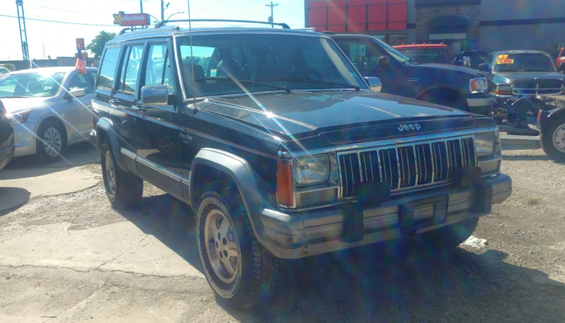 I Went Through Hell to Buy This 1991 Jeep Cherokee But Now I Have My