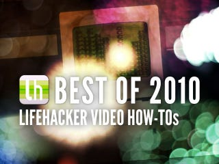 Illustration for article titled Most Popular Lifehacker How to Videos of 2010