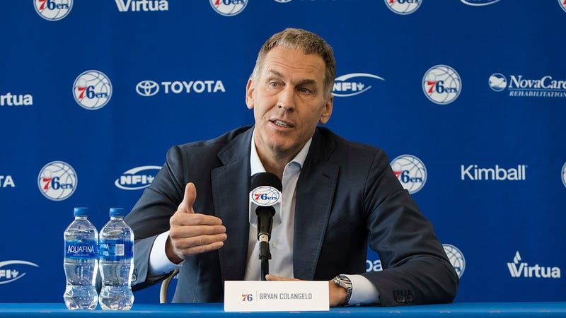"""Illustration for article titled Bryan Colangelo On His Alleged Burner Accounts: """"Someone's Out To Get Me"""""""